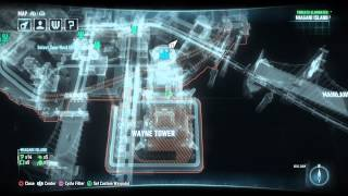 BATMAN™: ARKHAM KNIGHT - The highest building in Arkham City - Riddle Solved