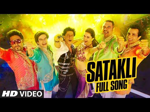 Official Satakli Full Video Song Happy New Year Shah Rukh Khan Sukhwinder Singh
