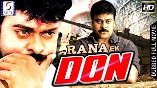 Rana Ek Don ᴴᴰ - South Indian Super Dubbed Action Film - Latest HD Movie 2017