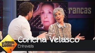 ¿Cuál es el último vicio de Concha Velasco? - El Hormiguero 3.0