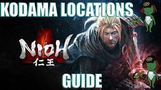 Nioh Immortal Flame Kodama Locations