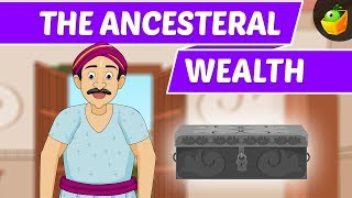 The Ancesteral Wealth | Tenali Raman In English | Animated Stories