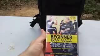 Beginner Krav Maga Home Training DVD Set Quick Look - The Art of Prepping