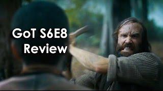 Ozzy Man Reviews: Game of Thrones - Season 6 Episode 8