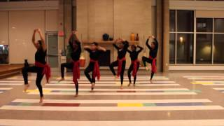 Bharatanatyam (Lambada De Manmohini Sunrise Mix) | Afsana Dance Group