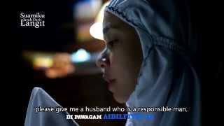 Nora Danish dan Qi Razali dalam Suamiku Jatuh Dari Langit (Official Trailer)