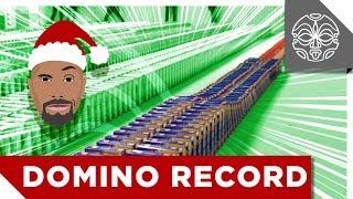 Dwanta's Dominos Guinness World Records Attempt