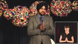 Negotiating for Love: Lessons from an Arranged Marriage | Sukhsim­ran­jit Singh | TEDxSalem
