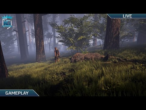 Finding Bigfoot with Taeya and MashStars Multiplayer Horror 1080p 60FPS