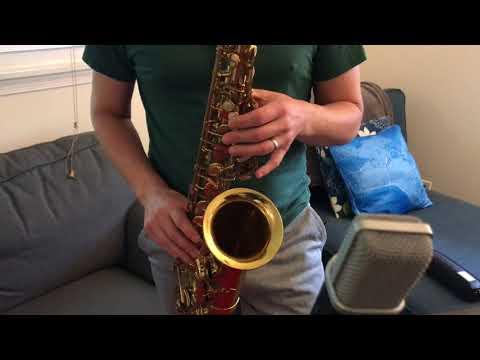 Xxx Mp4 233 Xxx Selmer Mark VI Alto Saxophone Demo DC Sax 3gp Sex