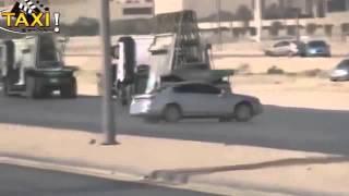 ملك التفحيط في السعودية . تفحيط بين السيارات