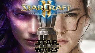 StarCraft II Legacy of the Void: The Force Awakens Trailer
