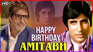 Happy Birthday Amitabh Bachchan | Best Scenes Of Amitabh Bachchan | Bombay To Goa Hindi Movie