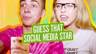 Guess That Social Media Star w/ Loren Beech | Bruhitszach