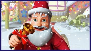 🎅 Santa Claus is Coming to Town | Santa Songs For Children | Christmas Song For Kids With Lyrics 🎅