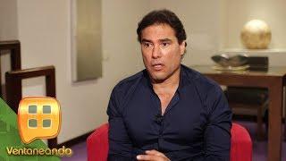 ¡EXCLUSIVA! Eduardo Yáñez responde por primera vez por qué golpeó a un reportero.