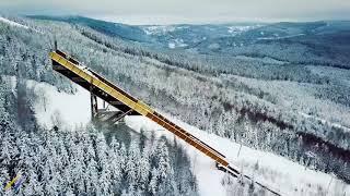 Harrachov Ski Flying Hill
