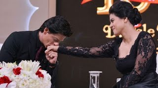 Lovely Shahrukh Khan and Kajol on 1000 week completion celebrations of Dilwale Dulhania Le Jayenge