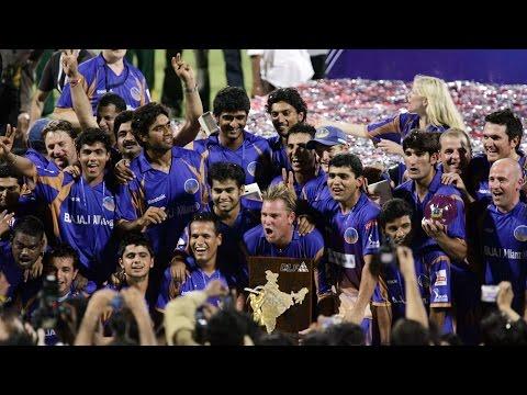 Xxx Mp4 IPL Memories Underdogs Rajasthan Royals Win The Inaugural IPL 3gp Sex