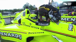 2017 Honda Indy Grand Prix of Alabama Day 1 Highlights