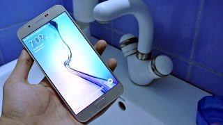 Samsung Galaxy A8 - Water Test HD