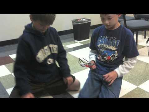 High Touch High Tech Science Made Fun ATL Memories 2011