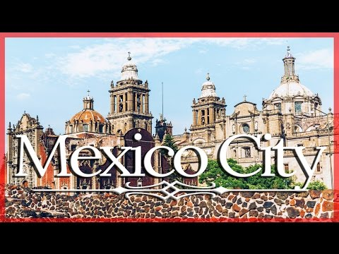 Why YOU should VISIT MEXICO CITY NOW Travel Documentary