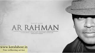 A R Rahman Songs Complete Collections Nonstop Music Mp3 -  Part1