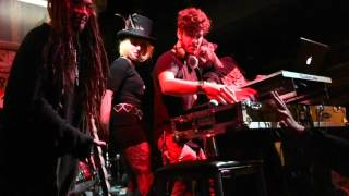 Surgical Meth Machine - I'm Sensitive Promo - Al Jourgensen's Birthday Bash & CD Listening Party