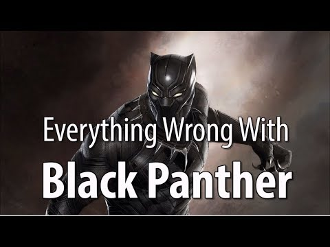 Xxx Mp4 Everything Wrong With Black Panther In 17 Minutes Or Less 3gp Sex