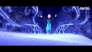Let It Go 'Frozen OST' Club Mix ( Tiesto , Allure - Pair Of Dice - GINJO Mash Up)