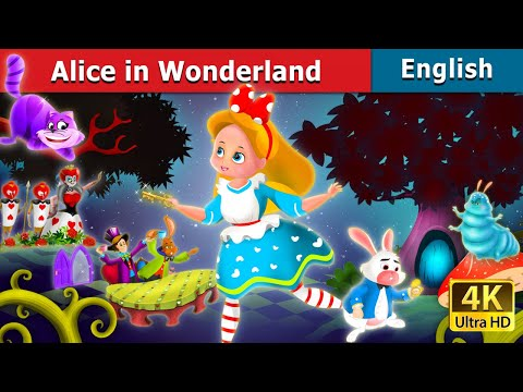Xxx Mp4 Alice In The Wonderland Story In English English Story Bedtime Stories English Fairy Tales 3gp Sex