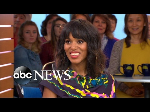 Xxx Mp4 Kerry Washington On The End Of Scandal And Surprising Season Finale 3gp Sex