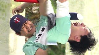 김성균, 유재석에 대장 내시경급 '똥침' 시전 《Running Man》런닝맨 EP430