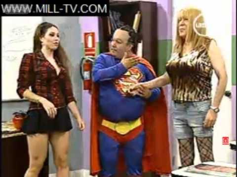 El Especial del Humor Lucesita la profesora 29 10 2011