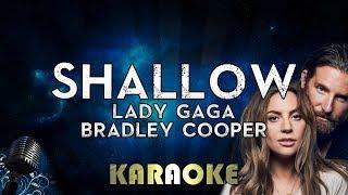 Lady Gaga, Bradley Cooper - Shallow (Karaoke Instrumental) A Star Is Born