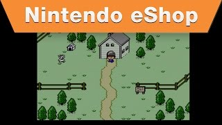 Nintendo eShop - Earthbound Beginnings for the Wii U Virtual Console