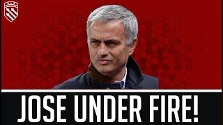 Mourinho on the Ropes | MAN UTD NEWS