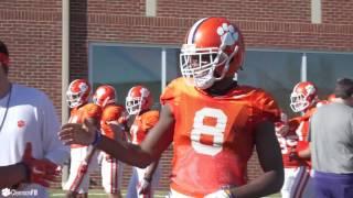 Clemson Football || Deon Cain Mic
