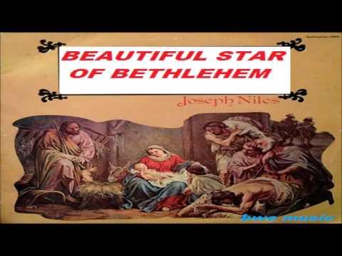 Joseph Niles BEAUTIFUL STAR OF BETHLEHEM CHRISTMAS MUSIC BARBADOS