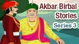 Akbar Birbal Marathi Stories - Series 3