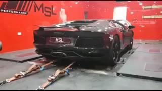 Olha o ronco do motor da Lamborghini