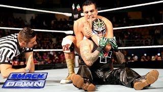 Rey Mysterio vs. Alberto Del Rio: SmackDown, Jan. 17, 2014