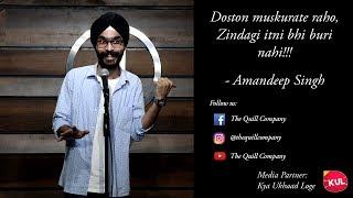 Muskurate+Raho+-+Amandeep+Singh+%7C+The+Quill+Company