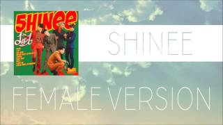 shinee  1 of 1 female version