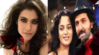 Kajol To Play Single Mom In Her Next Film | FINALLY!! Hrithik & Kangana's Legal Battle ENDS