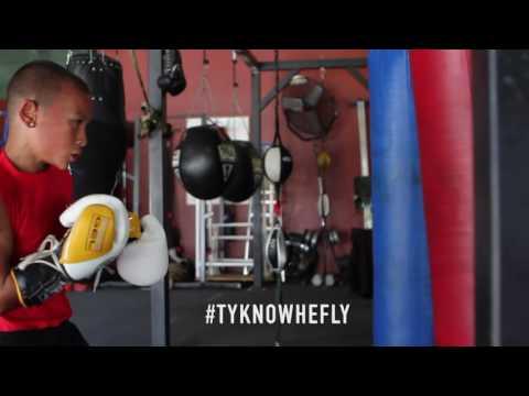 NorCal FilAm Boxing Tyler Tyknowhefly Dominguez 2015