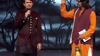 Sunil Grover as lyriKIST at #RSMMA! | Radio Mirchi