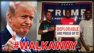 HOLY COW! Trump NUMBERS Through the ROOF! Dems PANIC! Black Voters FLEEING DNC in Droves!