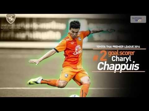 Xxx Mp4 Charyl Chappuis Toyota Thai Premier League 2014 3gp Sex